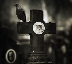 Могила - кладбищенский приворот